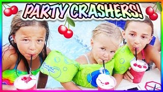 whose party do we crash on the last day of vacation smelly belly tv vlogs