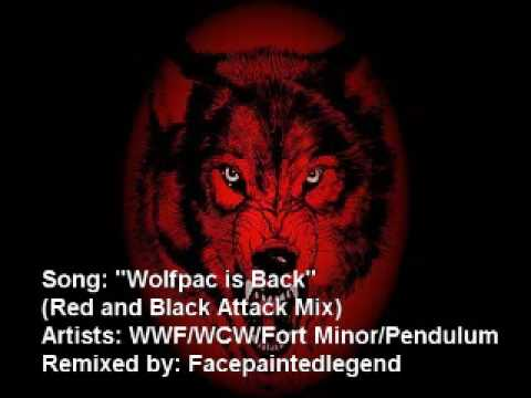 Kayfabemashupz September Contest - Wolfpac Is Back - (Red and Black Attack Mix)