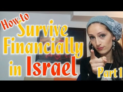 HOW TO SURVIVE IN ISRAEL (Part 1) (Vlog 6x24)