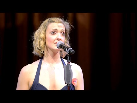 STEPH PARRY  The Winner Takes It All Mamma Mia  MAD Trust Cabaret 2016