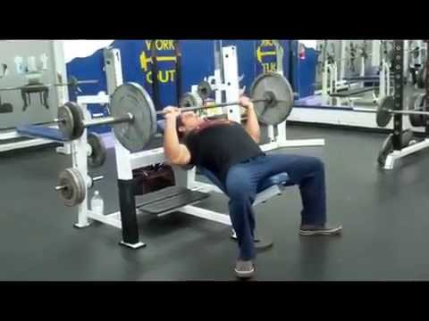 CHEST Workout At The GYM For Men Gym Workoutgym