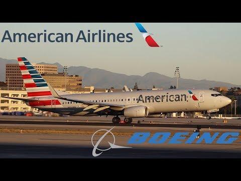 American Airlines Boeing 737-823 [N958NN] Taking Off At John Wayne