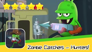 Zombie Catchers - Hunters Day11 Walkthrough 100% zombie hunting action Recommend index five stars