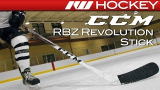ccm rbz revolution stick on ice review