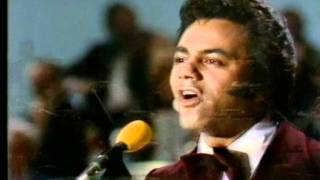 Johnny Mathis - Stranger In Paradise - German TV show 1976