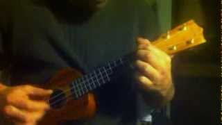 For no one - The beatles - Ukulele solo Thumbnail