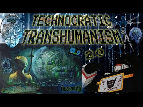 Transhumanism Rising & The Technocratic Decepticon A.I. Matrix 2.0 - Hip Hop Video Mixology ((43