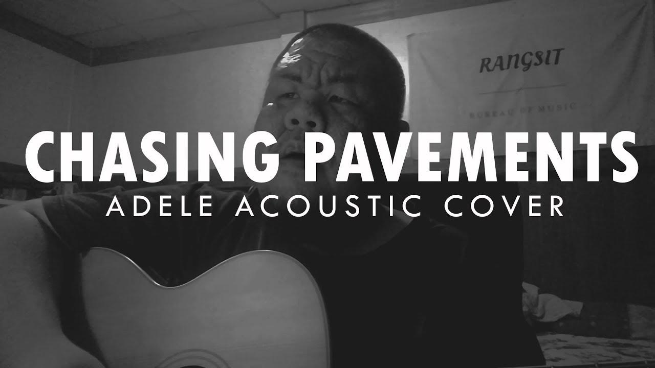 ต้อง รังสิต - Chasing Pavements (Adele Acoustic Cover)