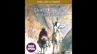 Don Quijote de la Mancha (Audiolibro)
