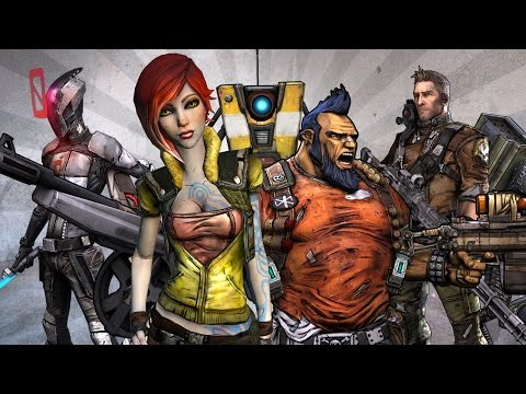 Borderlands in 5 Minutes