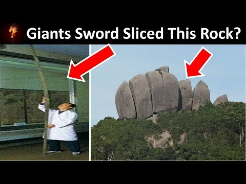 Lost Ancient Super Civilization Found In Japan?