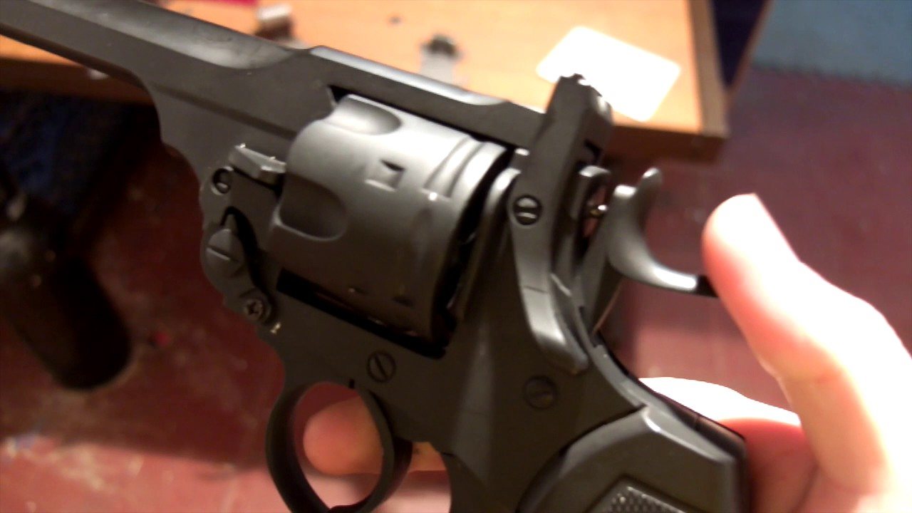 The Webley review – Vintage Airsoft