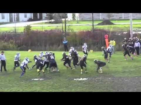 James Goldston Niagara Falls High school jr year Highlights