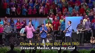 [F&L Bài hát 5]: Sub lời bài hát TOÀN VŨ TRỤ DO TAY CHÚA