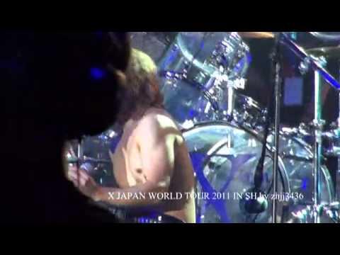 X Japan - Full Concert in Shanghai Stadium 2011