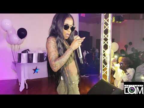 Black N White Hood Celebrity Atlanta Full Performance