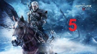 The Witcher 3 Wild Hunt Прохождение Серия 5 (Лихо у колодца)