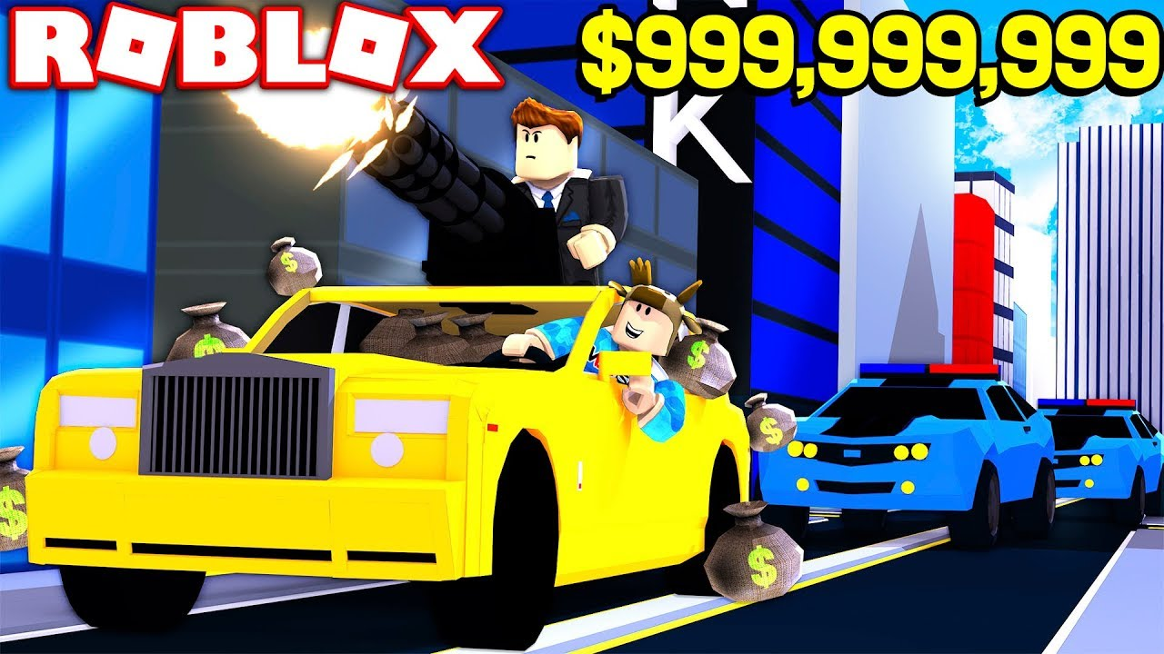 Download BECOMING THE RICHEST CRIME BOSS IN ROBLOX! (ROBLOX JAILBREAK)