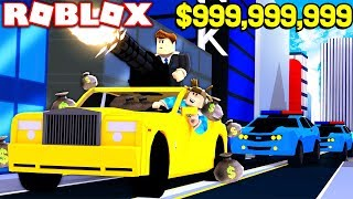 DEVENIR LE PLUS RICHE CRIME BOSS IN ROBLOX ! (JAILBREAK ROBLOX)