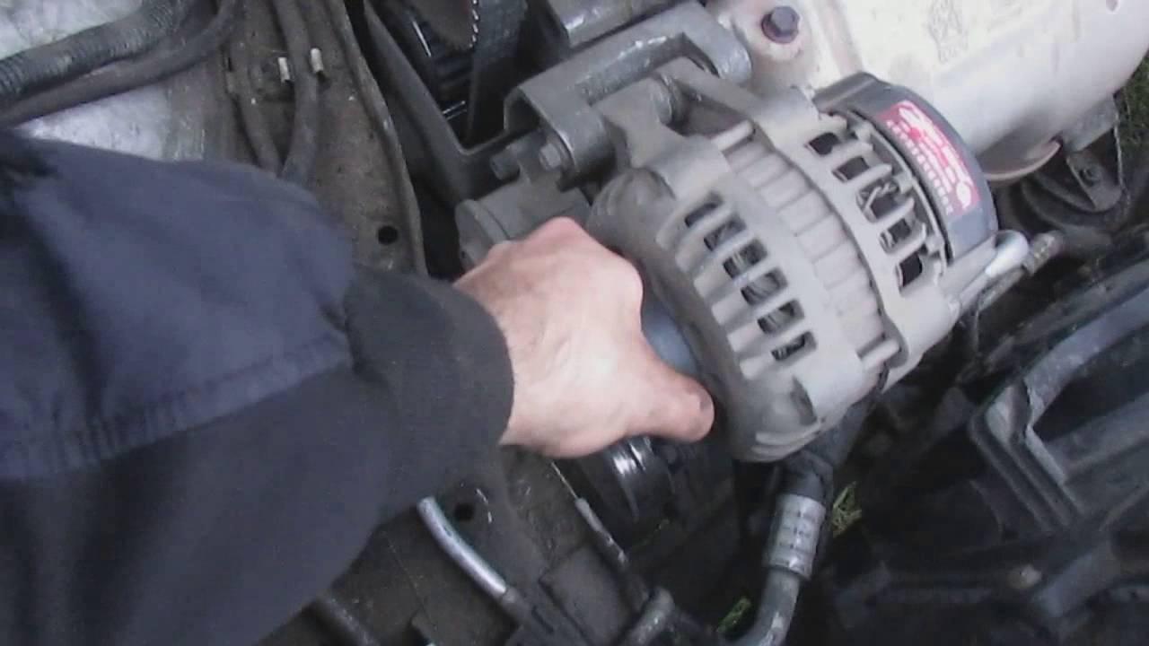 Натянуть ремень генератора на чери амулет разборка чери амулет николаев