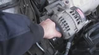Замена ремня ГРМ на автомобили Chery Amulet в полевых условиях