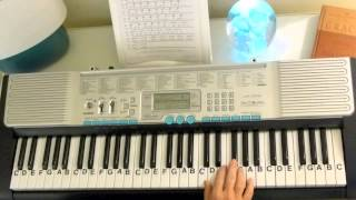 How to Play ~ Canon in D ~ Johann Pachelbel ~ LetterNotePlayer ©