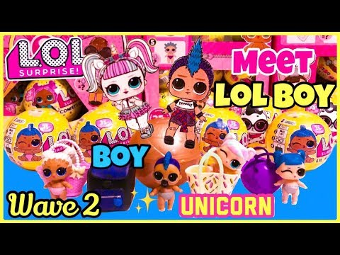 boys!-lol-boy-is-here!-full-unboxing!-lol-surprise-series-3-wave-2-lil-sisters!-meet-lil-punk-boi