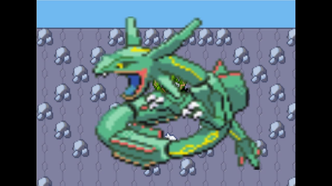 How to get rayquaza in pokmon emerald version youtube how to get rayquaza in pokmon emerald version sciox Choice Image