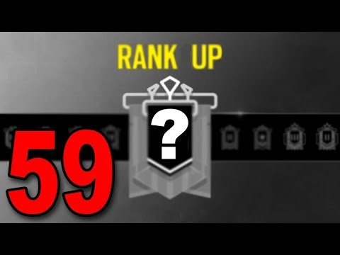 Rainbow Six Siege - Part 59 - AND MY RANK IS.......