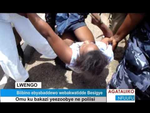 Download Biibino ebyabaddewo webakwatidde Besigye