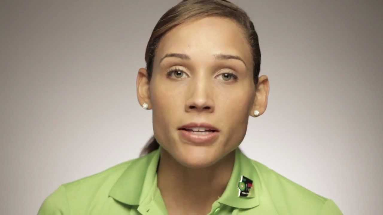 Meet Lolo Jones, Olympic Hurdler - YouTube