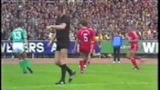 Werder vs Bayern (1982-83)
