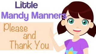 Download lagu Please and Thank You | Little Mandy Manners | TinyGrads | Children's Videos | Character Songs