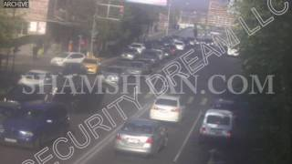 ԲԱՑԱՌԻԿ ՏԵՍԱՆՅՈՒԹ՝ երեկ Երևանում 6 ավտոմեքենաների բախումից
