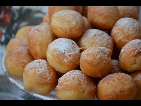 Mini Krafne Bez Jaja Mini Donuts No Eggs - Sašina kuhinja