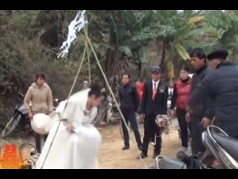 Đám cưới dân tộc nùng lạng sơn Tuấn Anh & Triệu Thương 2014  P1