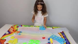 Aqua Doodle Drawing Mat|Water Doodle Mat for Toddlers| Mess Free Drawing Mat| Toddler Drawing Pad