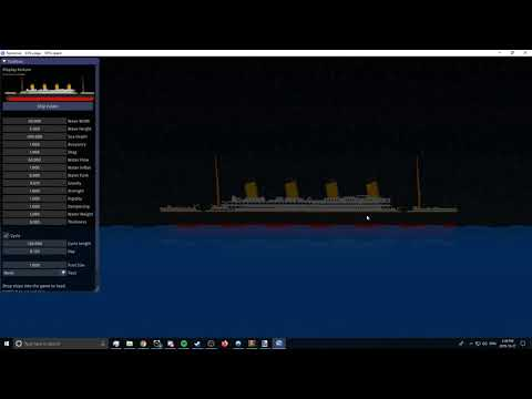 Sinking Simulator : Loading Ships Tutorial thumbnail