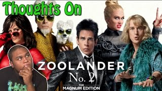 thoughts on zoolander 2 bcg ramble