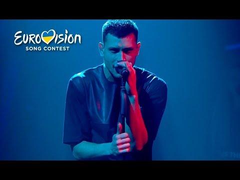 KADNAY – Beat Of The Universe – Национальный отбор на Евровидение-2018. Второй полуфинал