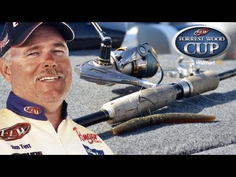 Cup Insider - Fishing Seminar with Jim Tutt