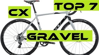 TOP 7 Entry Level Cyclocross / Gravel Bikes From Ebay. Around 1000$ Bikes - Online Review