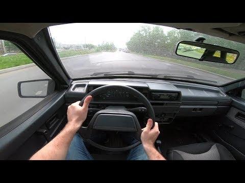 2003 ВАЗ 2109 1.5 RAPTOR POV TEST DRIVE