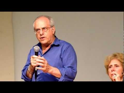 Economist Richard Wolff Speaks on North Dakota's Public Bank on Sept. 7, 2012 in Berkeley, CA