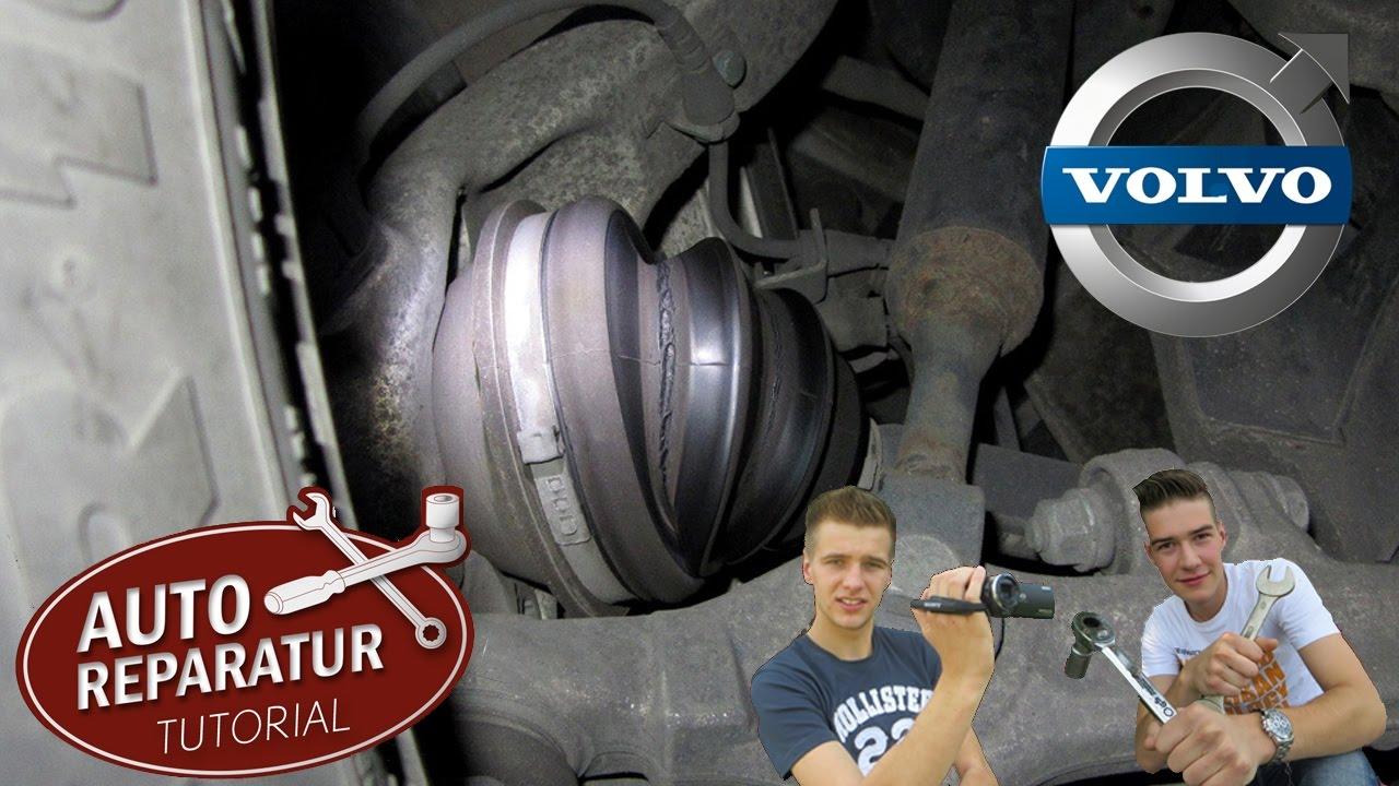 Antriebswelle Knacken Ger 228 Usch Vorderachse Volvo S60 S80 V70 Xc70 V70xc Auto Tutorial Youtube