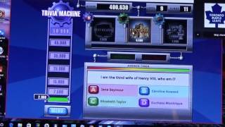 Trivia Machine Reloaded Aired: 11/7/2016