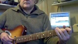 Boom Boom (J.L Hooker) - leçon guitare Lelong