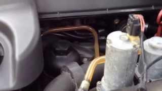 bruit moteur ralenti 330D E46