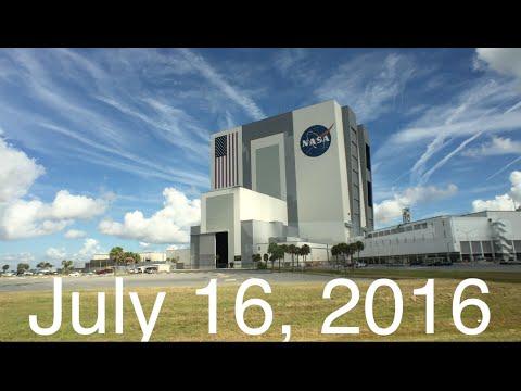 No. 2 - Day 1 inside NASA