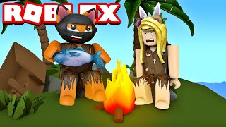 WE STRANDS ON THE SINGLE ISLAND - Roblox [anglais/HD]